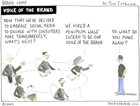2- brand voices
