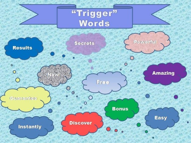 "Creating Titles - Incorporate ""Trigger"" Words"