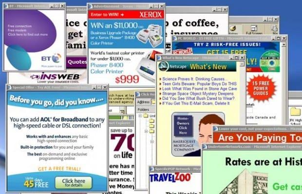 Ведение блога - рассмотрите возможность использования всплывающего окна