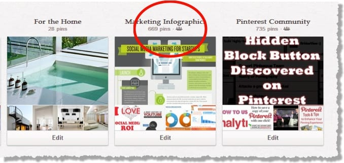 B2B Content Marketing - Jeff's Bullas Pinterest Page
