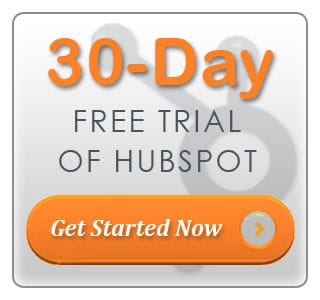 Free trial in blog posts