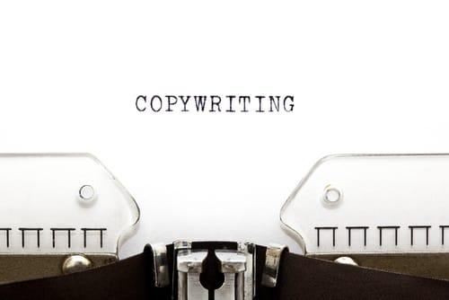 Copywriting website