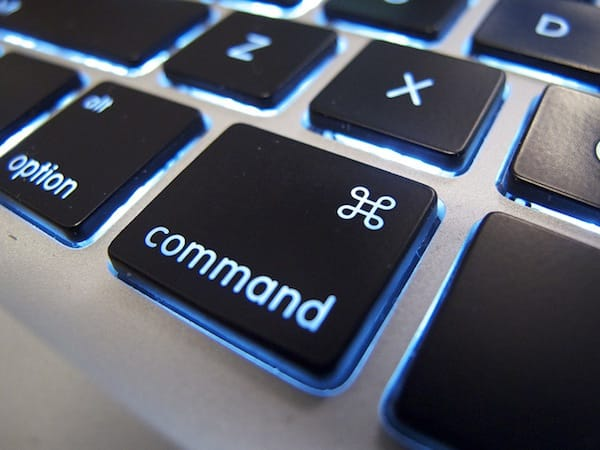 Commands as copywriting techniques