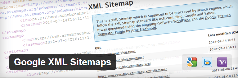 Google XML Sitemaps to maximize blog traffic