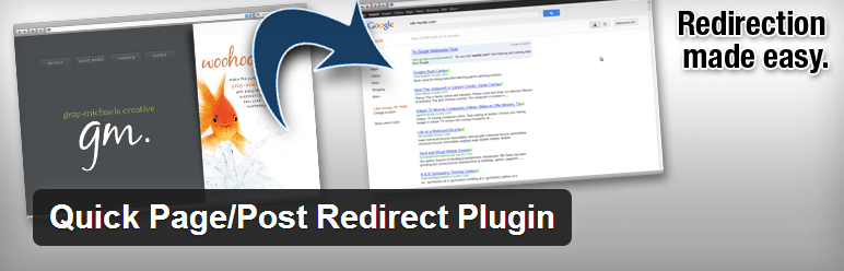 Quick Page/Post Redirect to maximize blog traffic