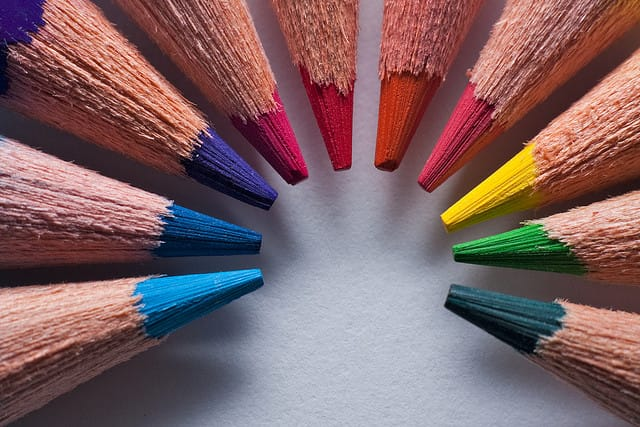 Colourful copywriting tips