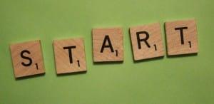 Blog Writing - Start